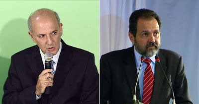 Resultado de imagem para Polícia Federal cumpre mandados de prisão contra 2 ex-governadores do DF